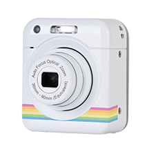 Polaroid Debuts Ultra-Portable Optical Zoom Wi-Fi Camera at CES