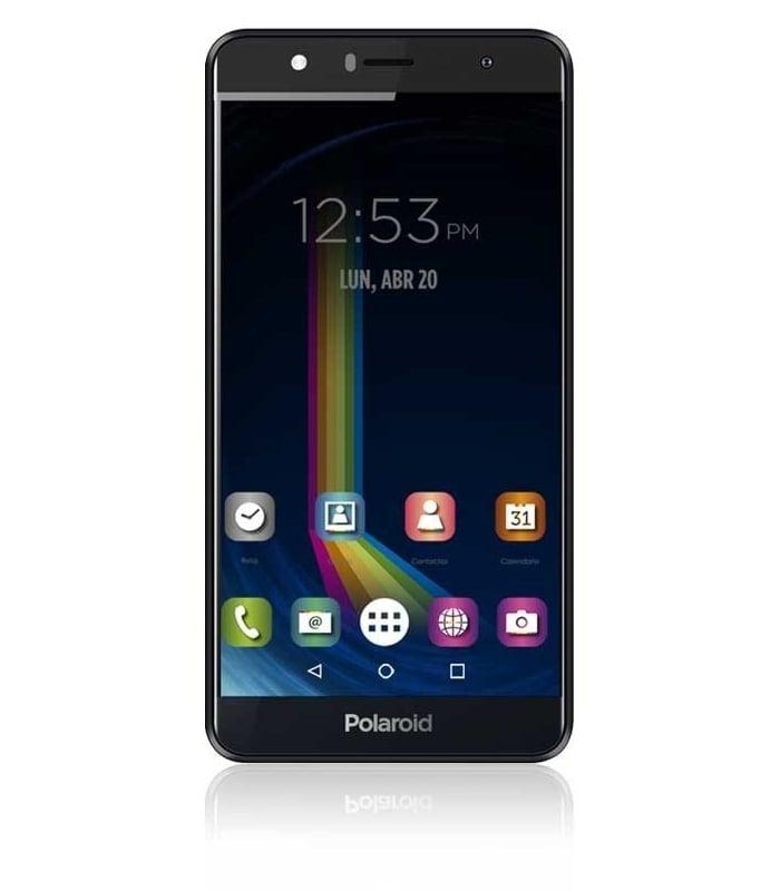 Polaroid Cosmo Q5S Smartphone Black front