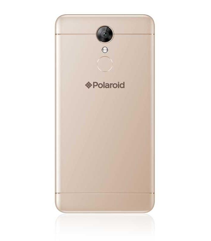 Polaroid Cosmo Q5S Smartphone Gold back
