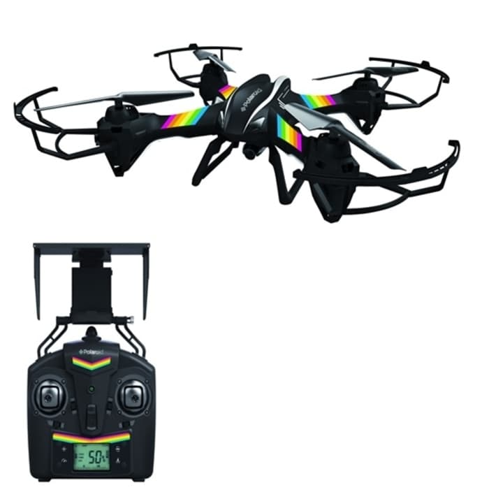 Polaroid drone wifi hd