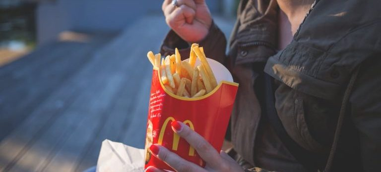 Good, Better, Best at McDonald's