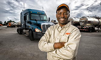 Noel Begne, Tanker Owner-Operator