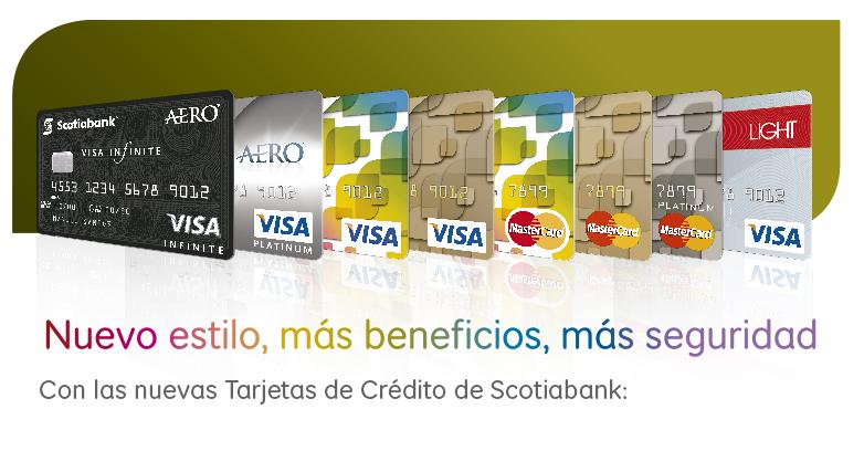 Tipos de Tarjetas de Creditos Tarjetas de Crédito