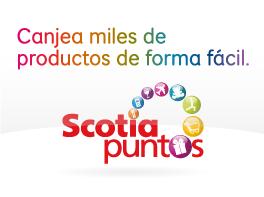 Scotia Puntos