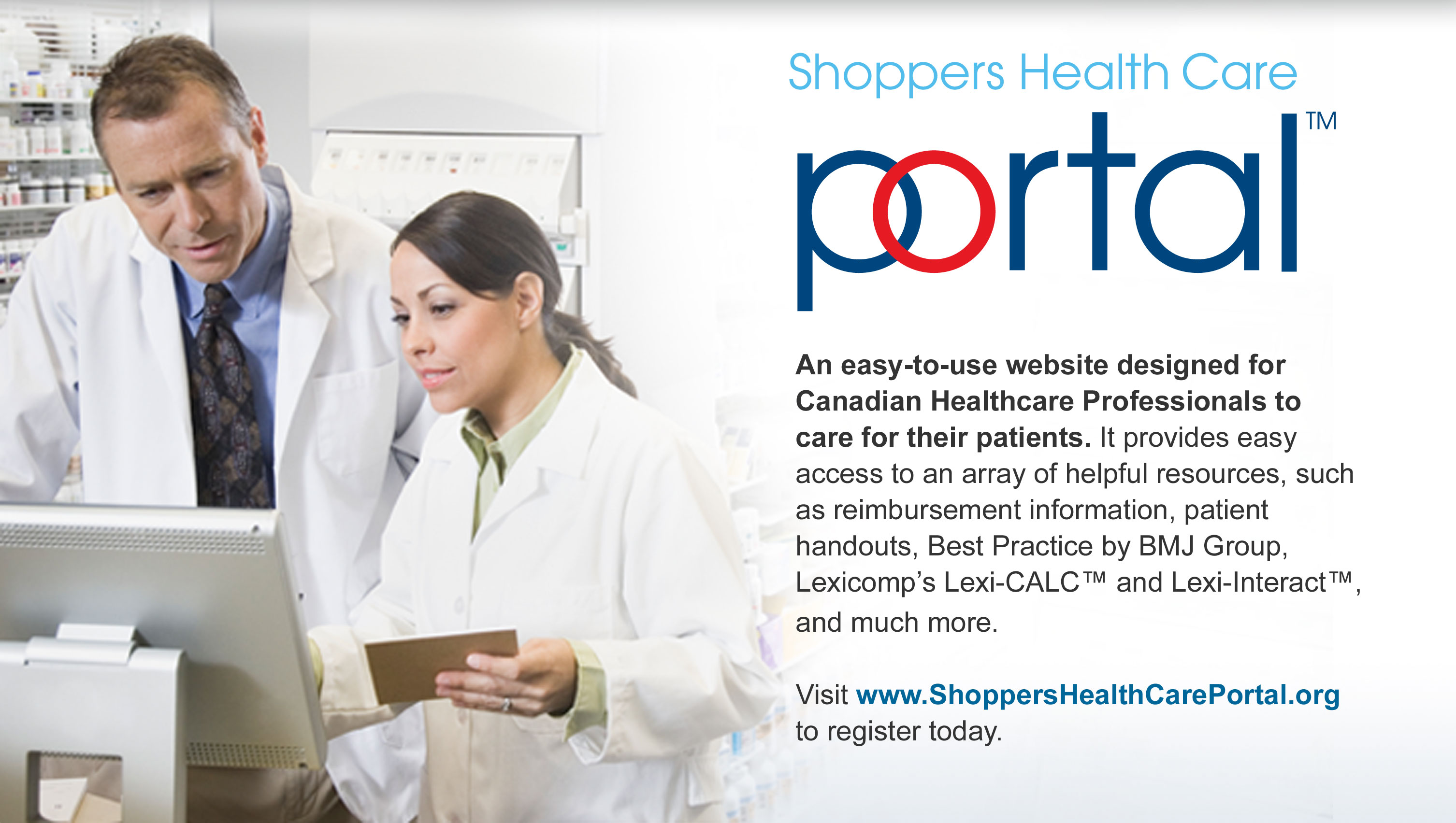 Shoppers Health Care Portal Final