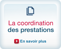 La coordination des prestations
