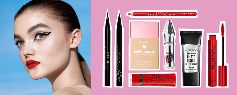 OUTSIDE THE LINES: HOW TO CREATE THE NEW BOLD CAT-EYE