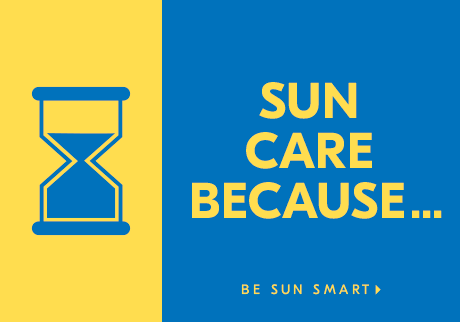 20 minutes is how long it takes for sunscreen to sink in.  Check out our easy to absorb sun care tips.