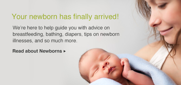 Read about Newborns