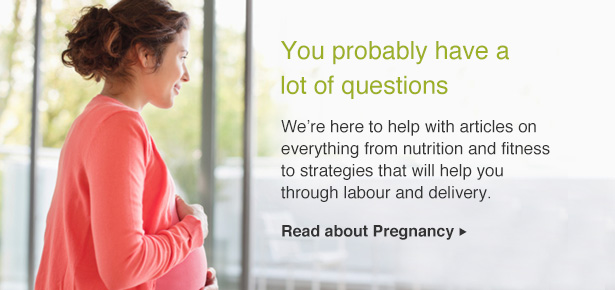 Read about Pregnancy