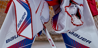 Source For Sports | Bauer Vapor 1X Goal Gear
