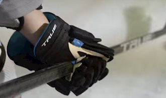 TRUE XC9 Pro Hockey Gloves Review | Source For Sports