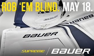 Bauer Supreme 2S Goal Gear | Source For Sports