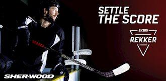Source For Sports | Sher-Wood Rekker EK365 Stick