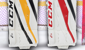 Source For Sports | CCM E 3.5 and E 3.9 Goal Equipment