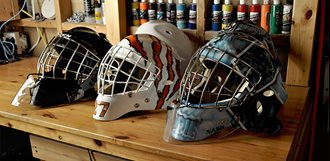 Source For Sports | Evolution of the Goalie Mask