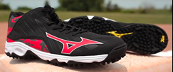 Source For Sports | Source Exclusive Mizuno Erupt 3 Cleat
