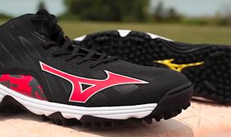 La Source Du Sport | Chaussures à crampons de balle lente Erupt 3