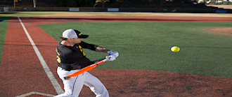 Source For Sports | Easton Mako II Slo-Pitch Bat