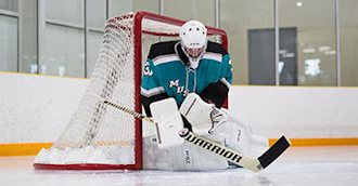 How To Choose The Right Goalie Stick   Source For Sports