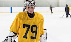 Tips for Handing the Stress of Being a Goalie: Nothing Else Matters   Source For Sports
