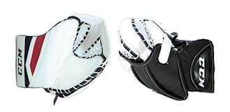 Source For Sports   CCM E-Flex 860 and 760 Goal Equipment