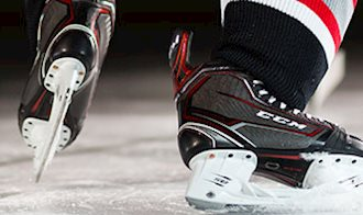 Learn About The Anatomy Of A Hockey Skate | Source For Sports