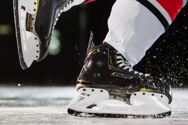 Bauer Supreme Matrix Hockey Skates Offer The Best Value In Hockey Skates | Only At Source For Sports