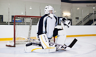 Source For Sports | A Goalie's 5 R's