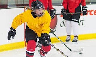 Équipement de hockey pour femmes | La Source du Sport