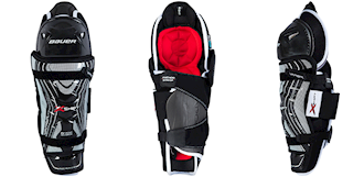 Source For Sports   How to Fit Hockey Shin Guards