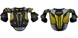 Source For Sports   How to Fit Hockey Shoulder Pads
