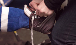 Source For Sports | How to Tie Your Child's Hockey Skates