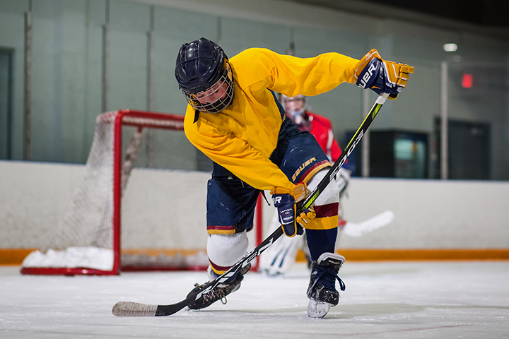Raven Hockey Sticks Are Designed For Kids To Help Them Stick Handle, Shoot, and Provide The Proper Height Their Game.