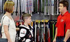 How to Fit Lacrosse Gear | Source For Sports