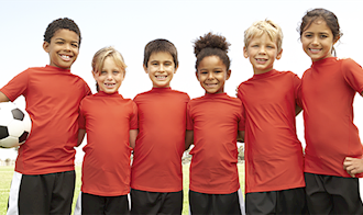 Source For Sports | Nutrition for Children Summer Sports