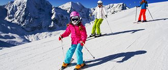 Skiing Fun for the Whole Family | Source For Sports