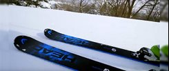 Head Monster Skis