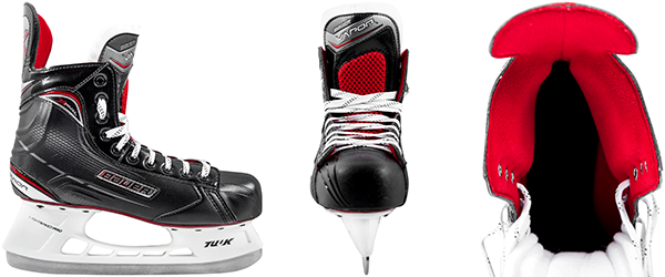 Source For Sports | Source Exclusive Bauer Vapor Rival Skate