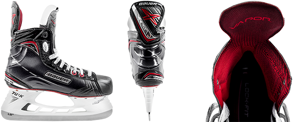 Source For Sports | Source Exclusive Bauer Vapor X Shift Pro Skate