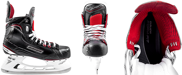 Source For Sports | Source Exclusive Bauer Vapor Velocity Skate