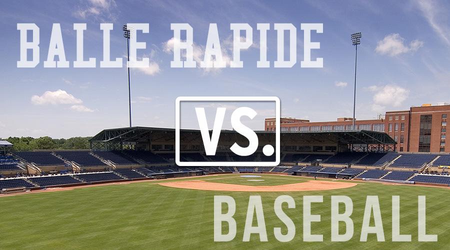 Nouveau au baseball | Balle Rapide VS. Baseball