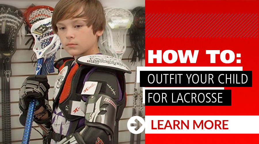 How-To's for New to Lacrosse Parents | Source For Sports
