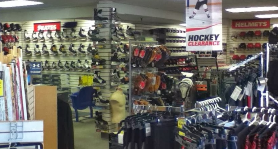 All Pro Source For Sports Newmarket Hockey CCM Bauer