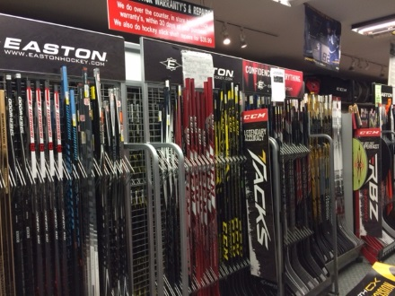 All Seasons Source For Sports Hockey Sticks For Sale