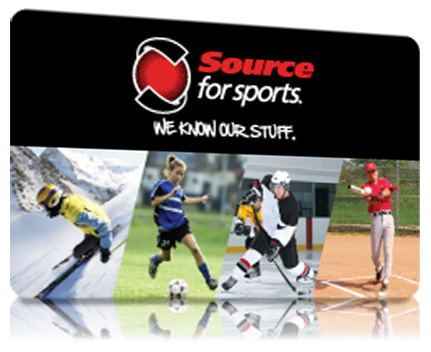 Source For Sports Gift Card