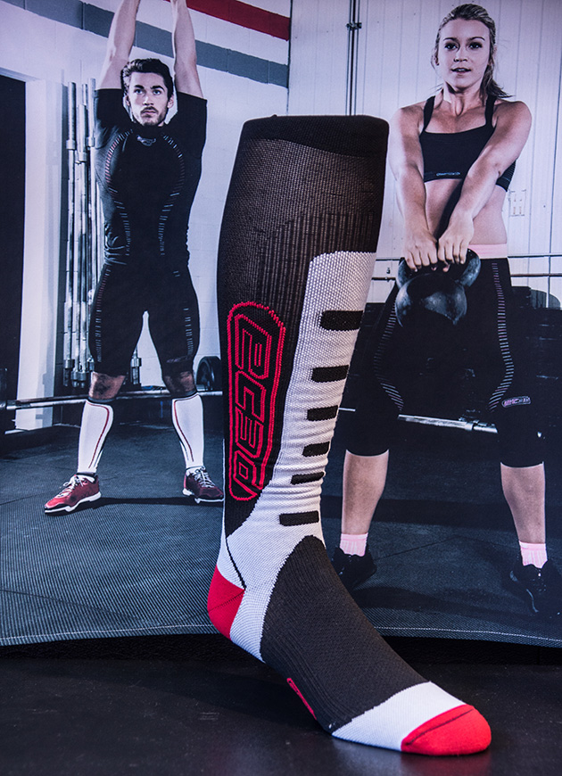 EC3D Compression Hockey Socks | Source For Sports