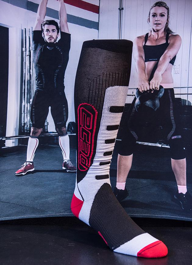 EC3D Compression Hockey Socks | Source For Sports
