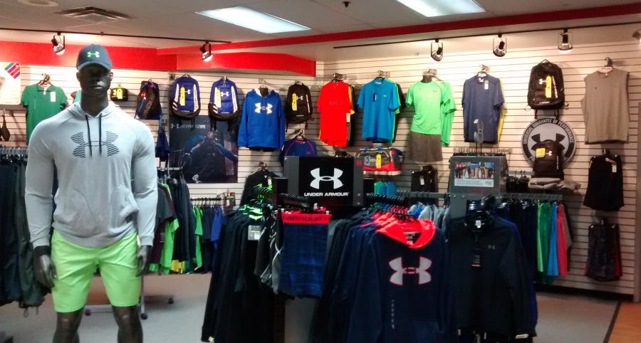 Halifax Apparel Under Armour