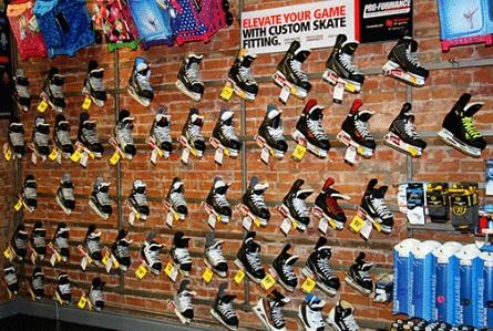 Hockey Skates CCM Bauer